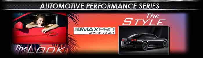 maxpro automotive window tint